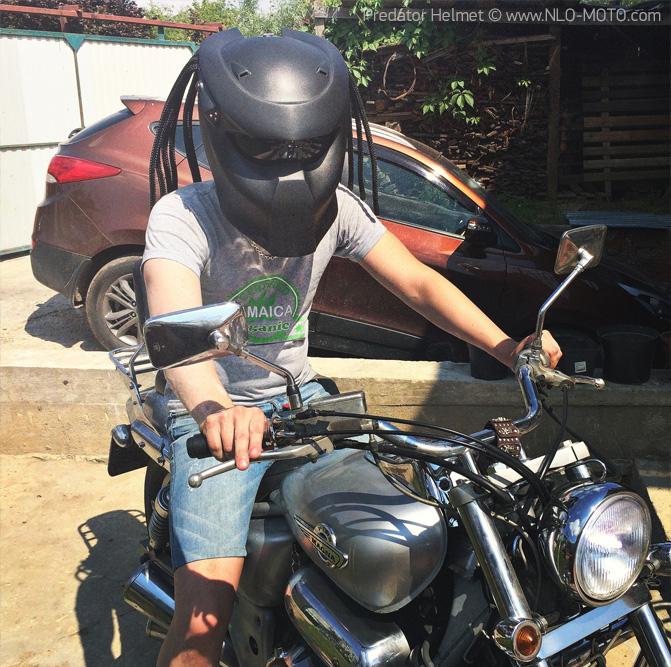 Buy Predator Original Helmet W Shipping Nlo Moto Ru